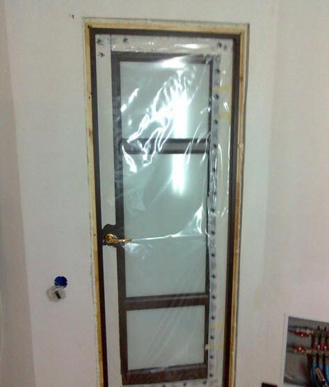 установка межкомнатных дверей самостоятельно