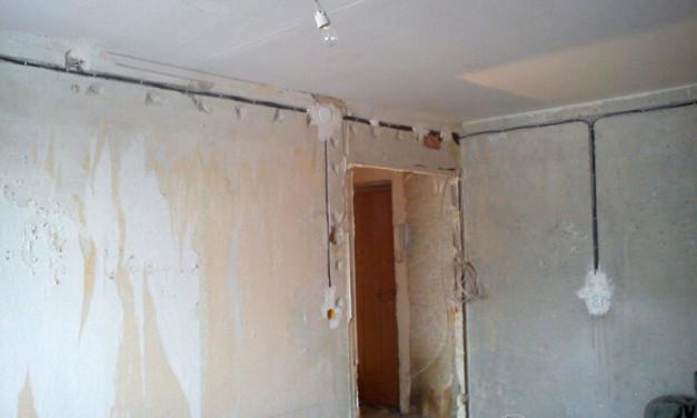 Как правильно составить схему электропроводки в квартире или частном доме
