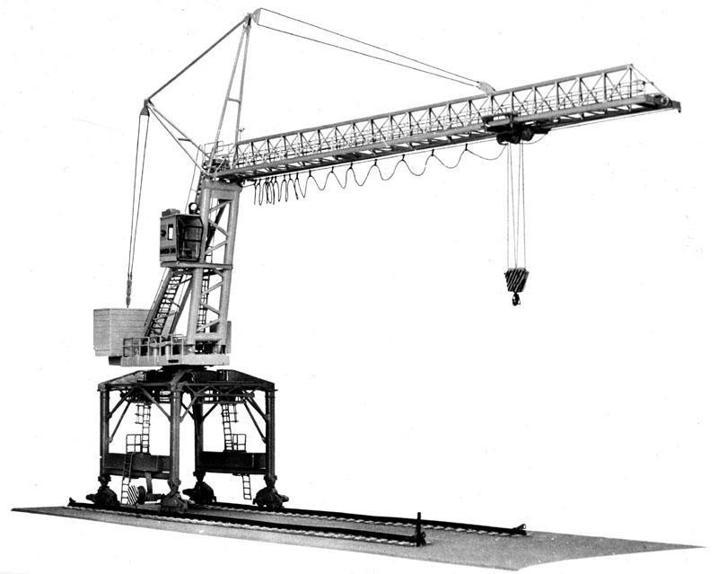 Что такое башенный кран?