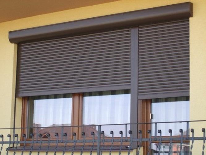 Защитные роллеты для дома и офиса