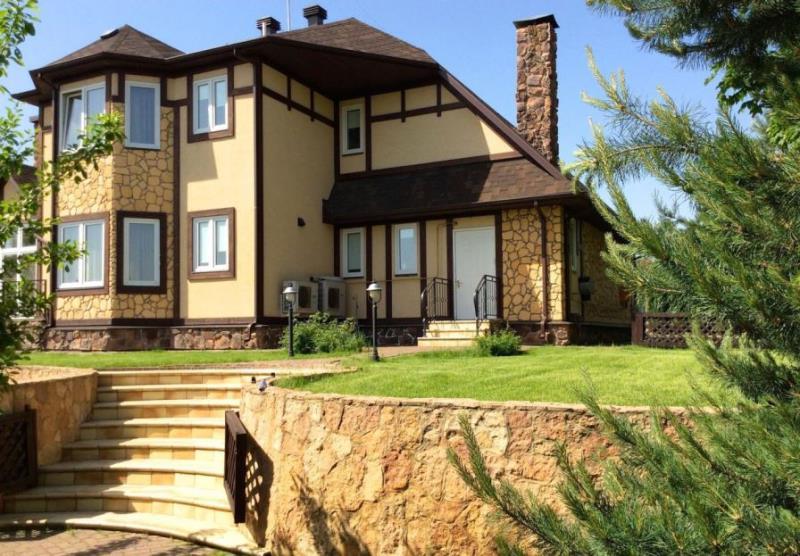 Конструкции индивидуальных жилых домов