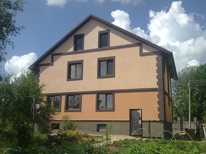 Какой материал выбрать для отделки фасада загородного дома.