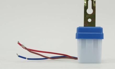 Что такое фотореле и схема его подключения