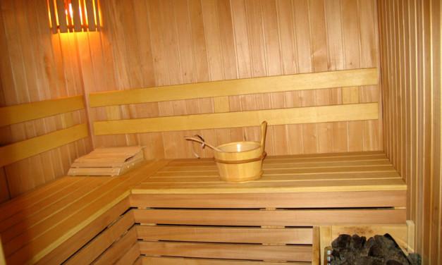 Знакомьтесь — финская баня