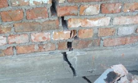 Признаки и причины повреждений и дефектов фундамента