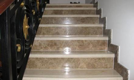 Как ухаживать за мраморной лестницей