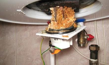 Особенности ухода за электрическим бойлером