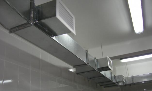 Самостоятельное проектирование системы вентиляции
