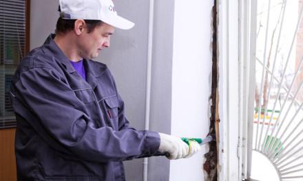 Как демонтировать старое окно