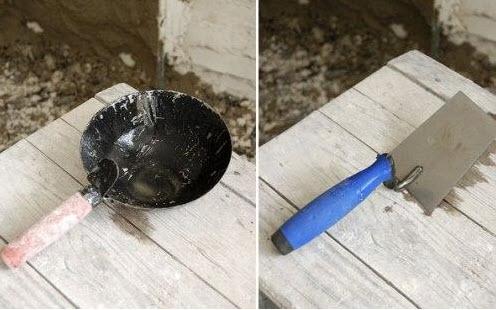 Как штукатурить цементно-песчаным раствором