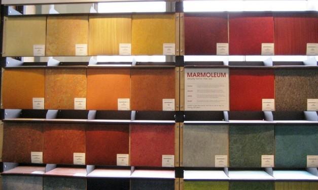 Что такое мармолеум: вид линолеума или новое напольное покрытие?