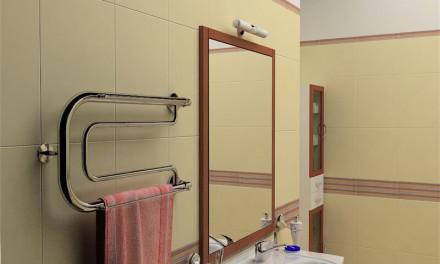 Выбор полотенцесушителя: размер, форма, материал и способ подключения