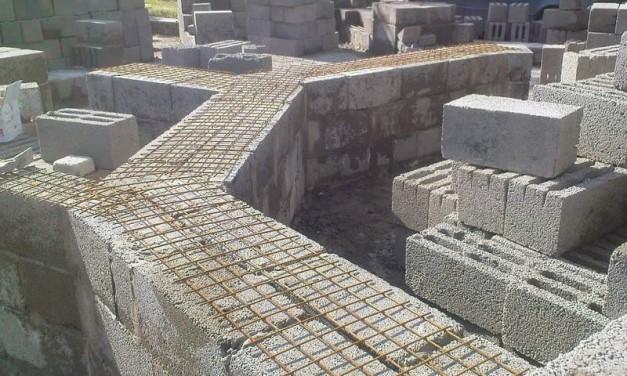 Технология кладки стен из газобетона