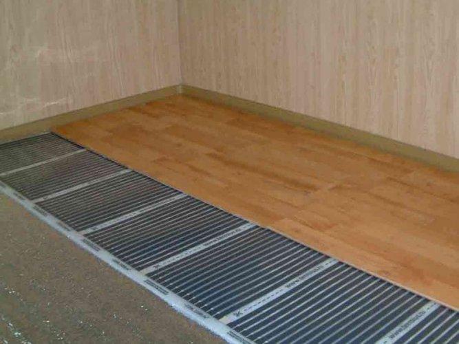 Какой выбрать электрический теплый пол