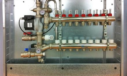 Насосно-смесительный узел водяного теплого пола – назначение, устройство и принцип действия