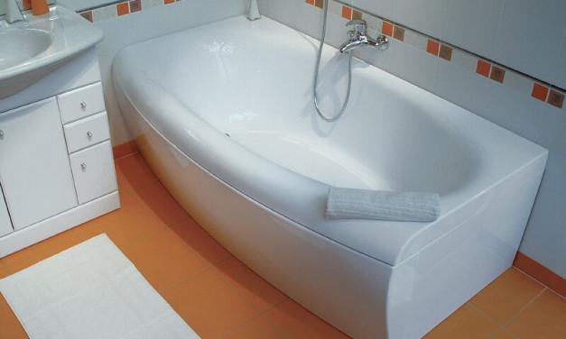 Способы установки акриловой ванны