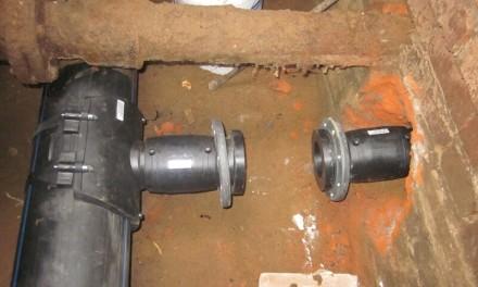 Способы врезки в пластиковую канализационную трубу