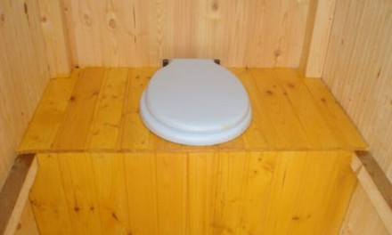 Изготовление стульчака для дачного туалета своими руками