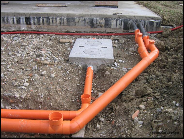 трубы для канализации какие лучше