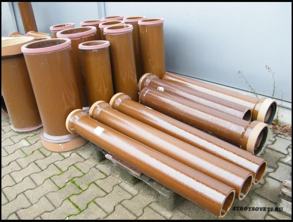 какие трубы лучше для канализации