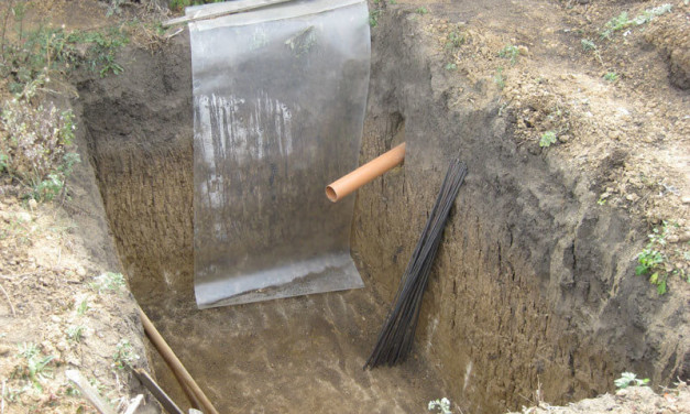 Как устроена выгребная яма в частном доме
