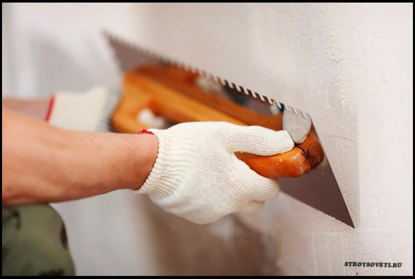 как выбрать шпаклевку для стен