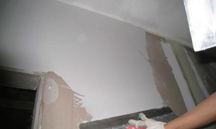 Какую шпаклевку лучше выбрать для шпаклевания стен