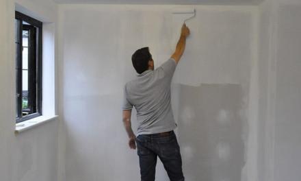 Технология грунтования стен перед шпаклеванием