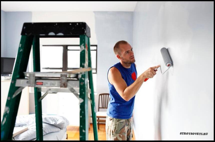 как грунтовать стены перед шпаклевкой