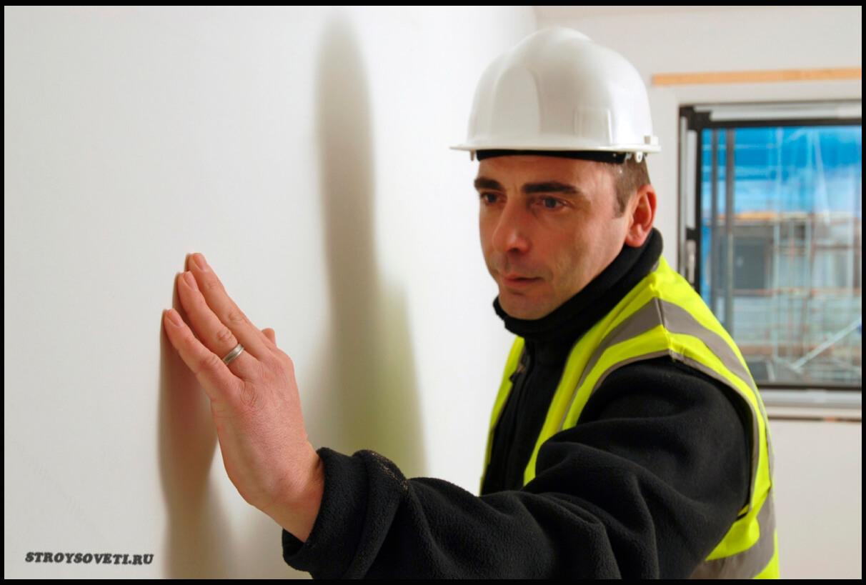 как зашкурить стены после шпаклевки