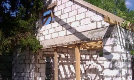 Выбор материала для крыши гаража