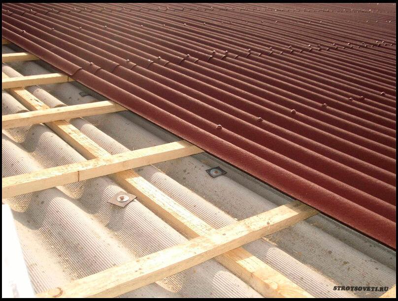 каким материалом лучше покрыть крышу гаража