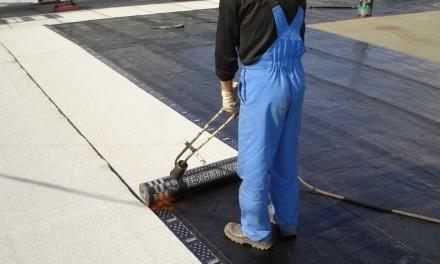 Как перекрыть крышу гаража рубероидом своими руками