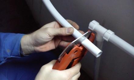 Способы соединения пластиковых труб – между собой и с металлическими