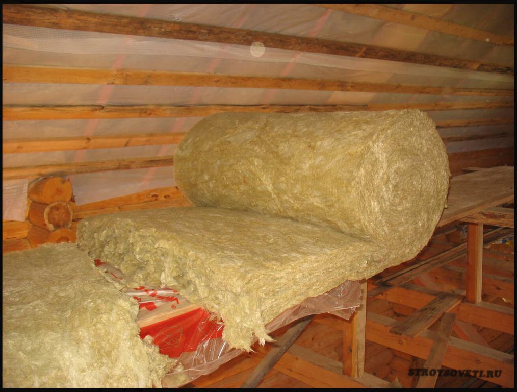 лучший утеплитель для крыши мансарды