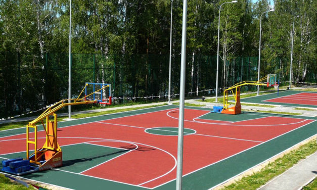 Искусственное рулонное покрытие для спортивных площадок и полей
