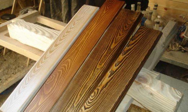 Как продлить жизнь древесине
