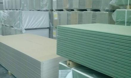 Стандартные размеры листов гипсокартона
