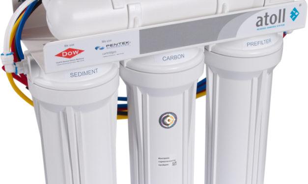 Как решается проблема чистой питьевой воды на примере фильтров Atoll: 3 системы обратного осмоса для квартиры, дома, офиса