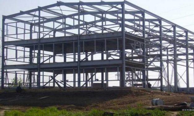 Преимущества возведения сооружений из металлоконструкций