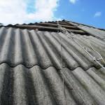 Правильная укладка шифера на крыше