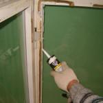 Технология утепления деревянных окон. Выбор материала