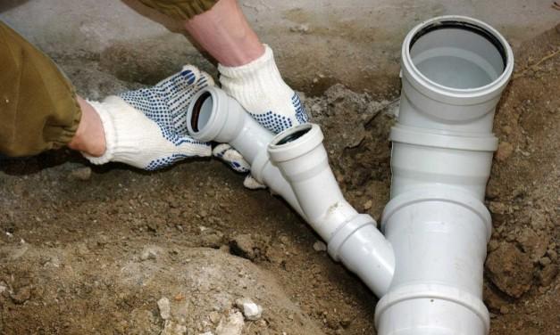 Каким сделать уклон канализационной трубы?