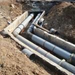 Утепление канализационных труб — способы, материалы, монтаж